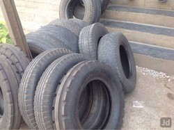 Second Hand Car Tyre