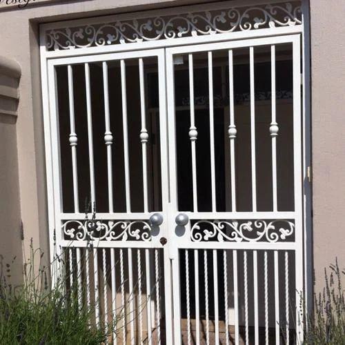Aluminum Double Door Gate