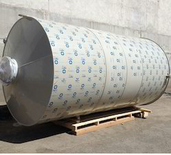 PP Horizontal Storage Tank