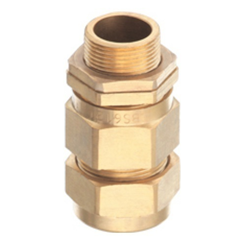 Double Compression Cable Gland at Rs 45/piece(s)   डबल कम्प्रेशन केबल  ग्लैंड - Iqra International Cable Glands & Electrical Items, Thane   ID:  6734026355