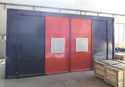Down Draft Painting Booth