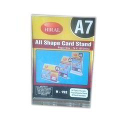 A7 Card Stand
