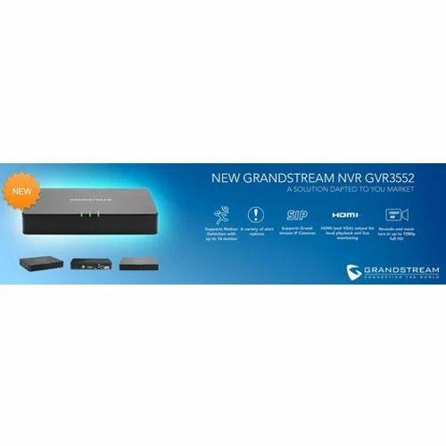Grandstream GVR3552 Network Video Recorder (NVR) - Vee Pee