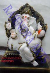 Fiber Ganesh  Statue