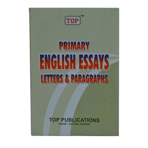 primary english essay book at rs  piece  nai sarak  delhi  id  product image primary english essay book