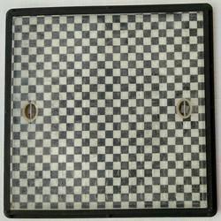 28 X 28 inch Simtex FRP Designer Square Manhole Cover
