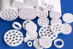 Porcelian Ceramic Tube