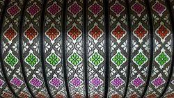 Polyester Maharani Lace