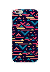 Samsung Galaxy S3 Triangle Pattern Cover Case