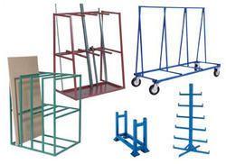 MS & SS Storage Racks  Fabrication Job Work