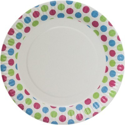 Paper Disposable Buffet Plates  sc 1 st  IndiaMART & Paper Disposable Buffet Plates Rs 1.5 /piece Kadambari Traders ...