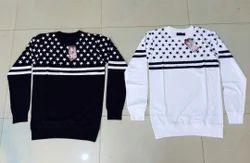 Men's Designer T-Shirts, Size: L