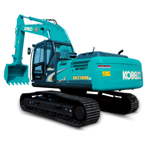 Kobelco Excavator SK210HDLC, Excavator And Earth Moving Machinery