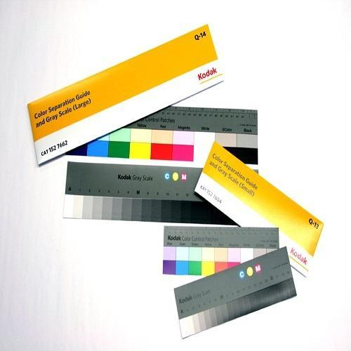 KODAK Color Separation Guides and Gray Scales - Kodak India Private