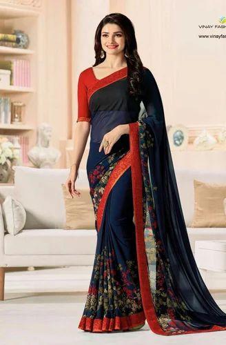 f1910c332e Silk Wedding Wear Designer Sarees, Without Blouse Piece, Rs 120 ...