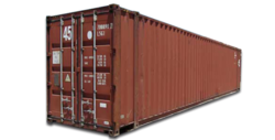 40'' HC Shipping Container