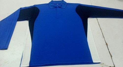 Micro PP Interlok Full Sleeve T-Shirts
