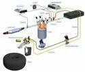 LPG Connection Diagram