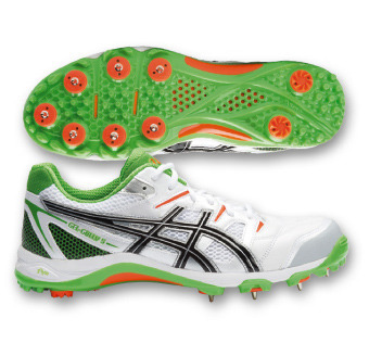 Asics Gel Gully 5 Half Spike Cricket Shoe