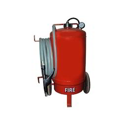 A B C Dry Powder Type DCP Fire Extinguisher, Capacity: 5Kg