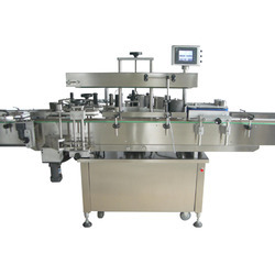 Automatic Bottle Labeling Machines