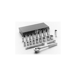 Heavy Duty Industrial Socket Set