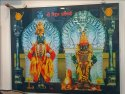 Vitthol Rukmani Color Printed Glass