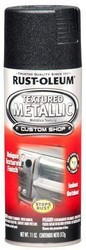 Rust Oleum Automotive Graphite Textured Metallic Spray Paint