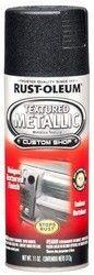 Rust Oleum Automotive Graphite Textured Metallic Spray Paint