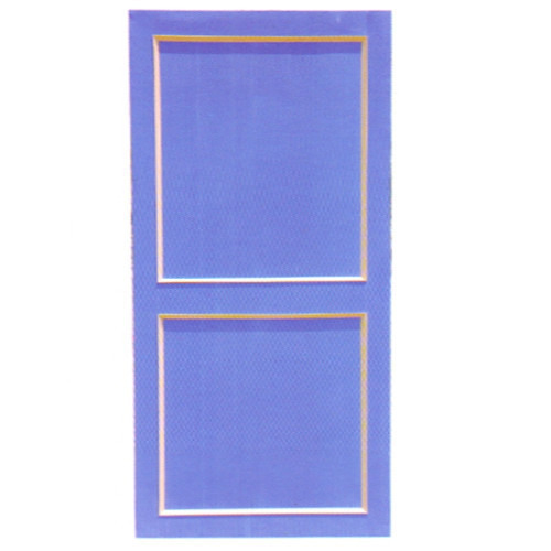 More Than 2000 Colors PVC Solid Panel Blue Doors