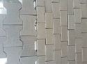 Cement Interlocking Tile