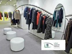 Showroom Interior Designing Decoration Services In
