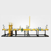 Pressure Reducing & Metering Station - Autometres Energy
