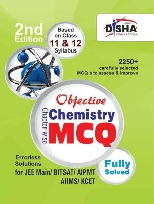 Objective Chemistry Chapter Wise Mcq For Jee Main/ Bitsat/