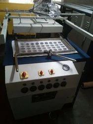Thermocol Dona & Plate Making Machine