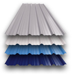 Colour Coated Steel Sheet - View Specifications & Details of ...