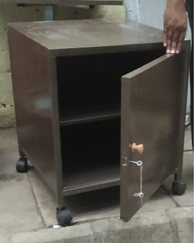 Iron Office Cabinet