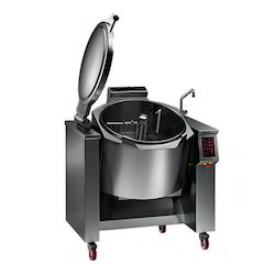 Commercial Cooking Kettle