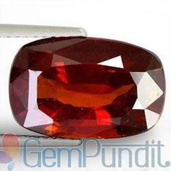6.95 Carats Ceylon Hessonite