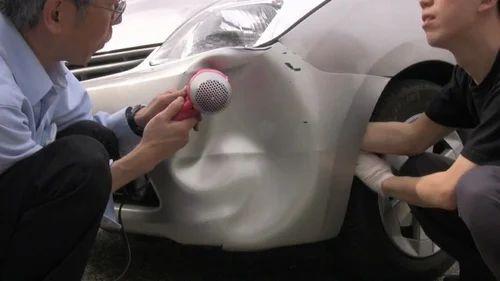 Car Bumper Denting & Painting, Car Dent Repair, कार