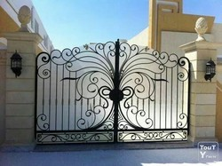 Stainless Steel Decorative Gate