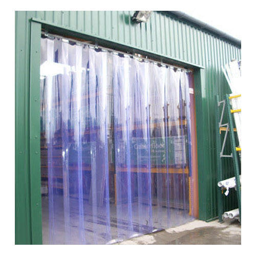 Transparent PVC Strip Curtain 2mm 3mm