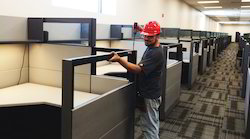 Office Furniture Installation Service