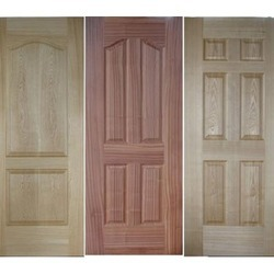 Brown Plywood Flush Door, For Home