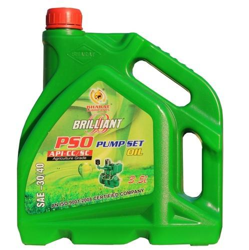 Brilliant Pump Set Oil 3 5 L At Rs 20   Piece