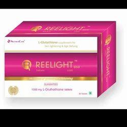 Reelight GSH  L Glutathione Tablets