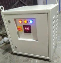 15 Kva 3-Phase Step Down Transformer, Input Voltage: 415 V