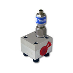 Gear Type Flow Meter
