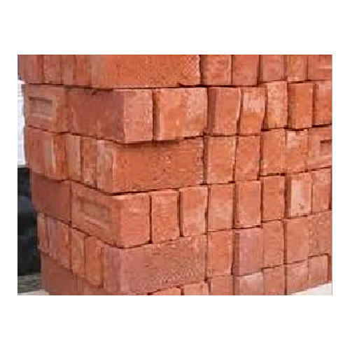 6 inch red bricks at rs 8 piece lohegaon pune id 13245773130