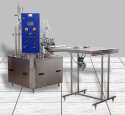 Automatic Rotary Curd Filling Machine